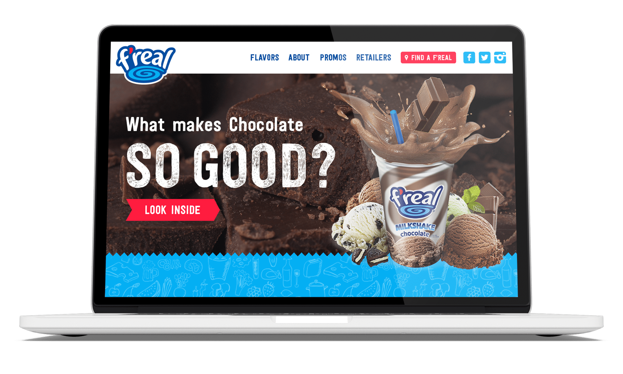 f'real Foods - Case Study