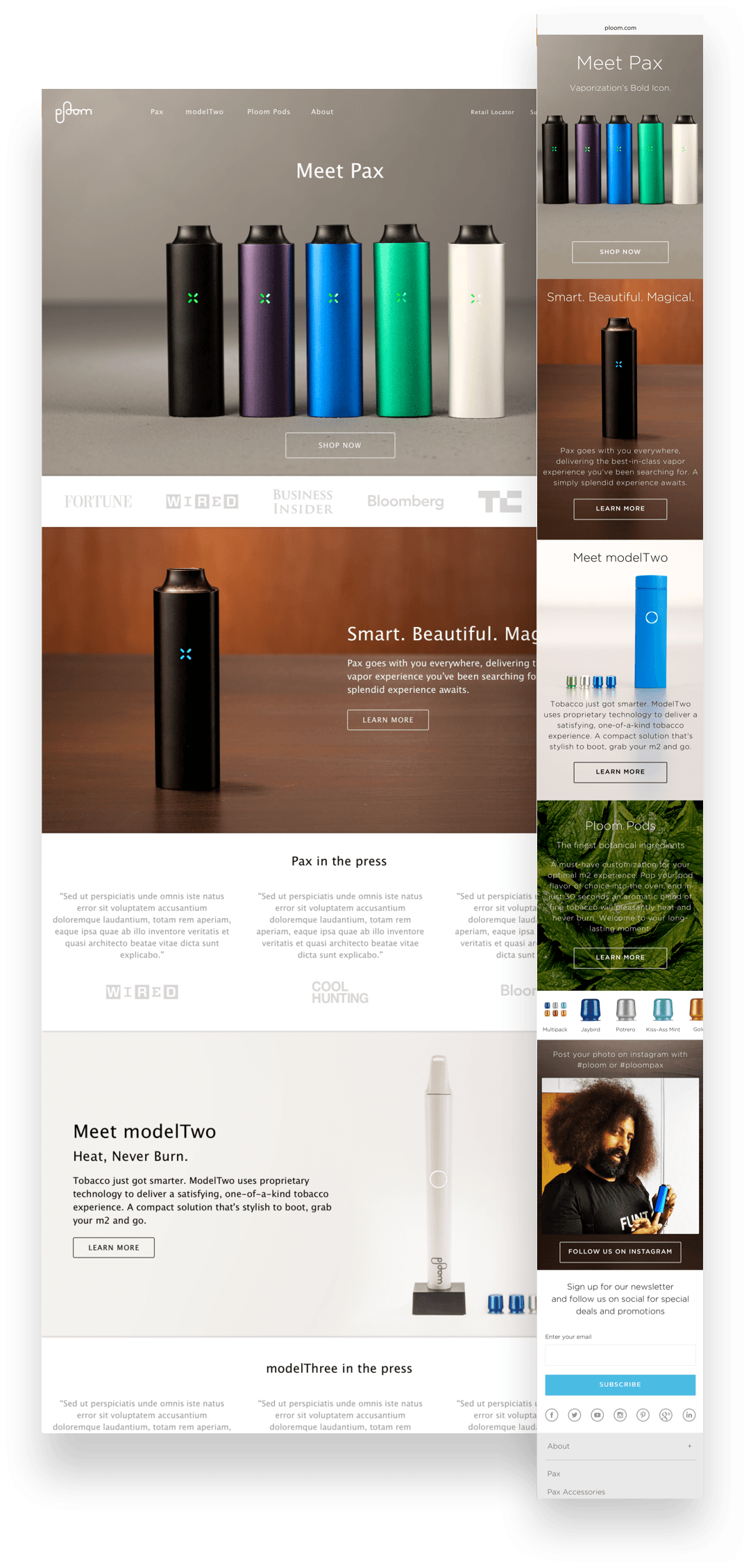 PAX Labs - The Solution Image