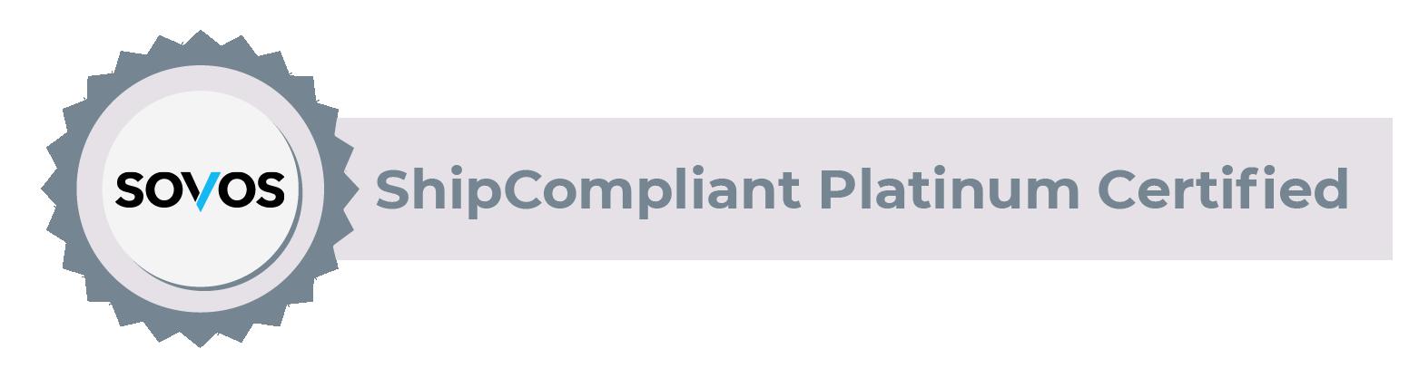 ShipCompliant Platinum Partner